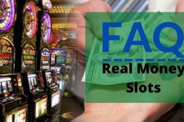 Frequently Asked Questions About Real Money Slots